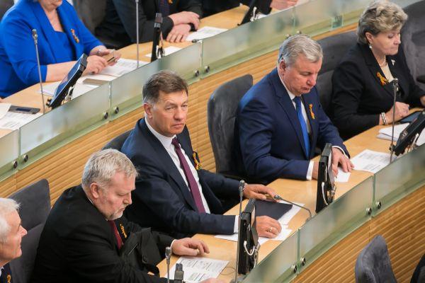 2018 LSDD frakcija Seime